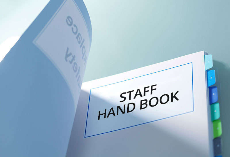 Staff Hand Books