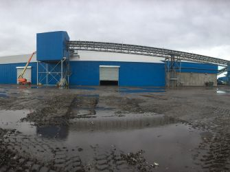 Hull Bulk Handling Facility