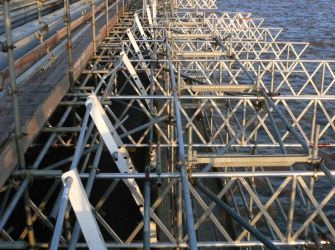 New Holland Bulk Services: Structural Repairs to Jetty