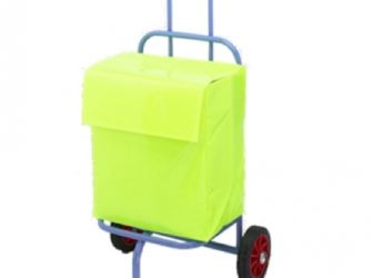 Eurocarrier Non-Folding Trolley