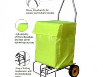 Whizzer Folding Trolley
