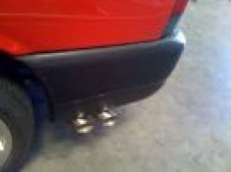 VW T4 Exhausts