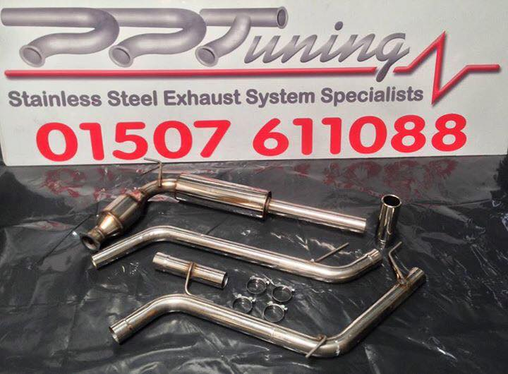 5 Inch Exhaust Pipe >> T4 2.5 Inch Single System → Exhausts → PP Tuning