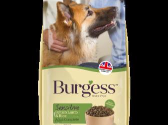 Burgess Sensitive Adult Dog