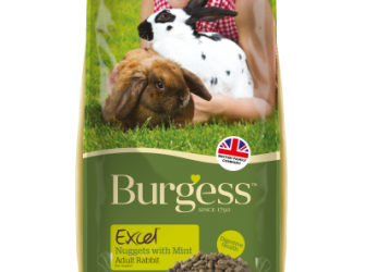 Burgess Excel for Adult Rabbits