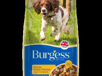 Burgess Complete Dog Food