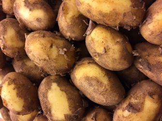 Majorcan New Potatoes