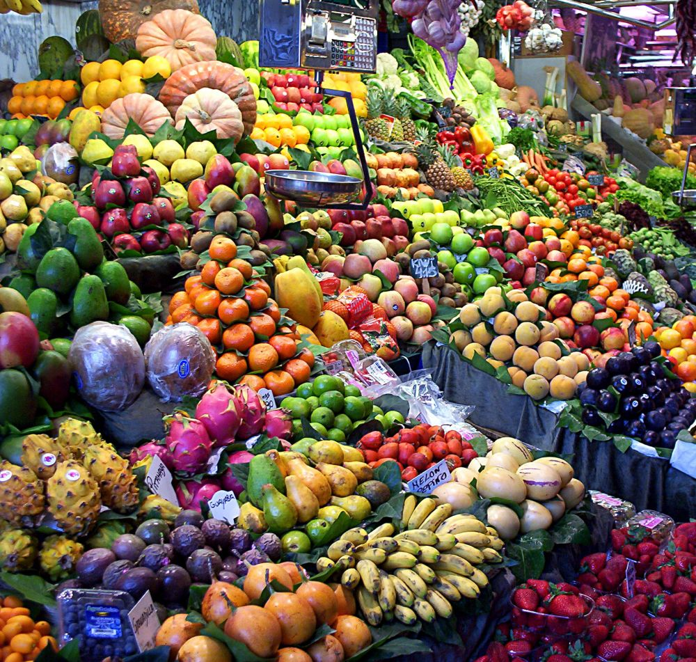 Fresh Fruit/Veg